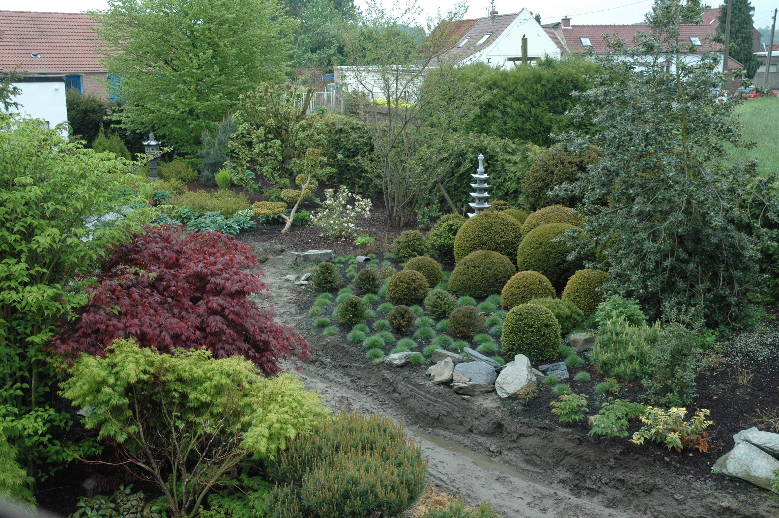 Paysagiste par passion sur saint amand les eaux orchies for Creation jardin anglais