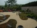 Réalisation d'un Jardin Zen